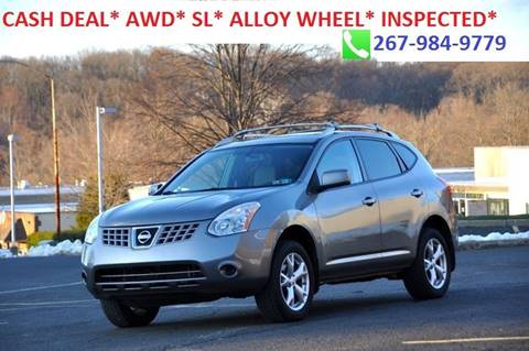 2009 Nissan Rogue for sale at T CAR CARE INC in Philadelphia PA