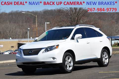 2010 Lexus RX 350 for sale at T CAR CARE INC in Philadelphia PA