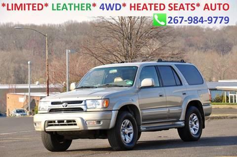 2001 Toyota 4Runner for sale at T CAR CARE INC in Philadelphia PA