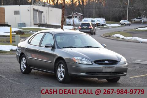 2003 Ford Taurus for sale at T CAR CARE INC in Philadelphia PA
