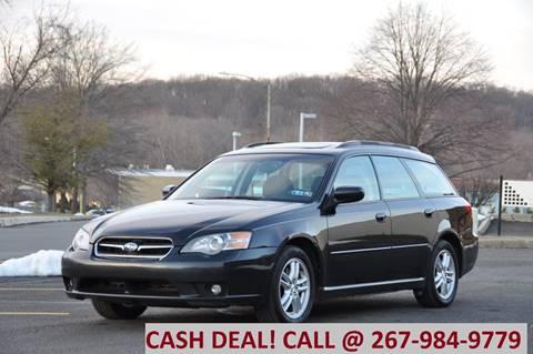 2005 Subaru Legacy for sale at T CAR CARE INC in Philadelphia PA