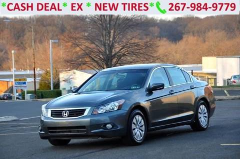 2009 Honda Accord for sale at T CAR CARE INC in Philadelphia PA