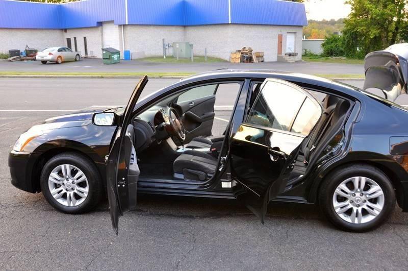 2012 Nissan Altima 25 S 4dr Sedan In Philadelphia Pa T Car Care Inc