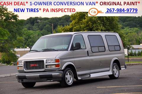 2000 GMC Savana Passenger for sale at T CAR CARE INC in Philadelphia PA