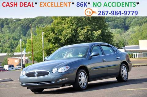 2006 Buick LaCrosse for sale at T CAR CARE INC in Philadelphia PA