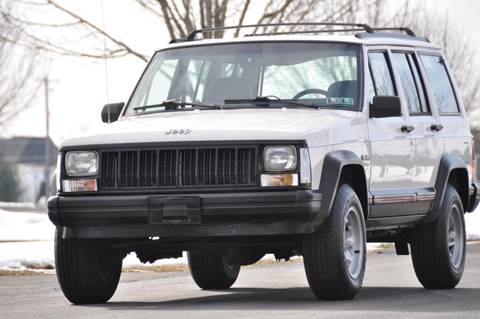 1996 Jeep Cherokee for sale at T CAR CARE INC in Philadelphia PA