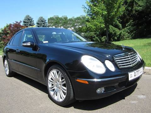 2005 Mercedes-Benz E-Class for sale at T CAR CARE INC in Philadelphia PA
