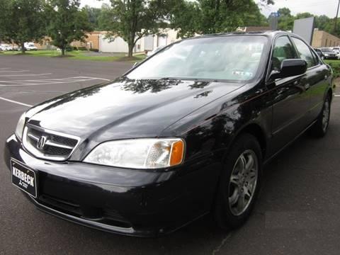 1999 Acura TL for sale at T CAR CARE INC in Philadelphia PA