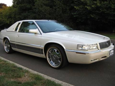 1999 Cadillac Eldorado for sale at T CAR CARE INC in Philadelphia PA