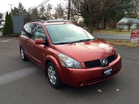 2004 Nissan Quest for sale at T CAR CARE INC in Philadelphia PA