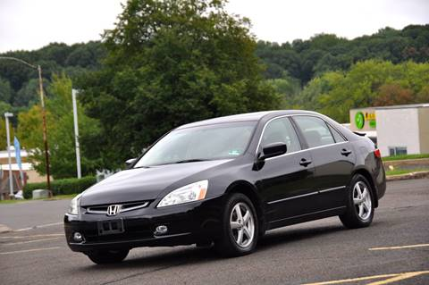 2005 Honda Accord for sale at T CAR CARE INC in Philadelphia PA