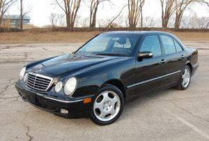 2001 Mercedes-Benz E-Class for sale at T CAR CARE INC in Philadelphia PA