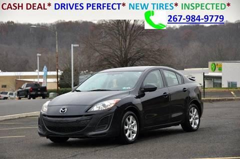 2010 Mazda MAZDA3 for sale in Philadelphia, PA