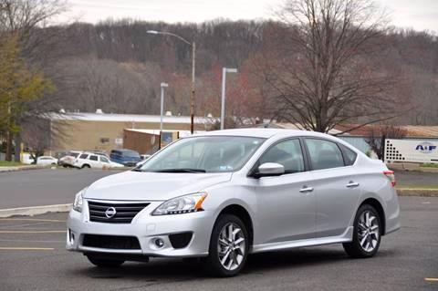 2014 Nissan Sentra for sale at T CAR CARE INC in Philadelphia PA