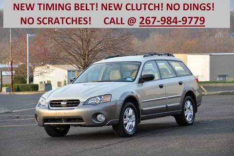 2005 Subaru Outback for sale at T CAR CARE INC in Philadelphia PA