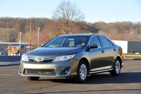 2012 Toyota Camry for sale at T CAR CARE INC in Philadelphia PA
