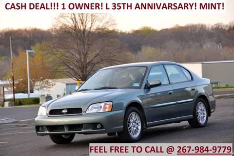 2004 Subaru Legacy for sale at T CAR CARE INC in Philadelphia PA