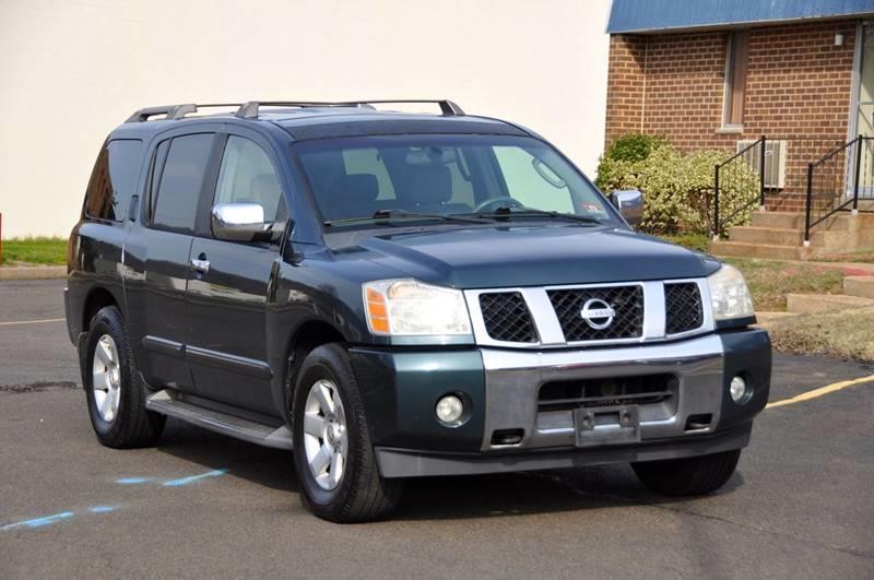 2004 Nissan Armada LE 4WD 4dr SUV In Philadelphia PA - T CAR