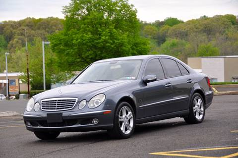 2006 Mercedes-Benz E-Class for sale at T CAR CARE INC in Philadelphia PA