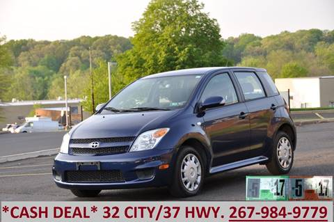 2006 Scion xA for sale at T CAR CARE INC in Philadelphia PA