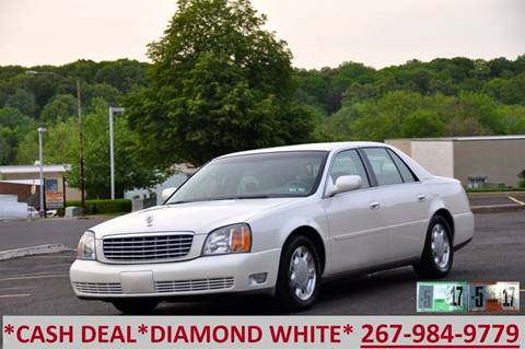 2000 Cadillac DeVille for sale at T CAR CARE INC in Philadelphia PA