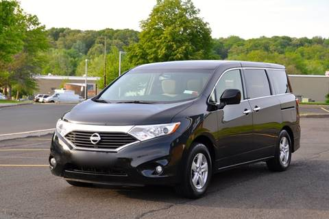 2014 Nissan Quest for sale at T CAR CARE INC in Philadelphia PA