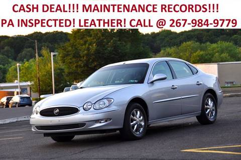 2005 Buick LaCrosse for sale at T CAR CARE INC in Philadelphia PA