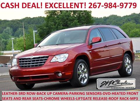 2008 Chrysler Pacifica for sale at T CAR CARE INC in Philadelphia PA