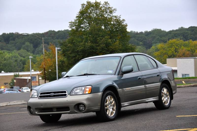 Are All Subaru'S Awd >> 2002 Subaru Outback Awd Limited 4dr Sedan In Philadelphia Pa