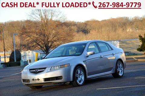 2004 Acura TL for sale at T CAR CARE INC in Philadelphia PA