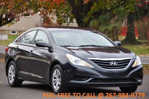 2012 Hyundai Sonata for sale at T CAR CARE INC in Philadelphia PA