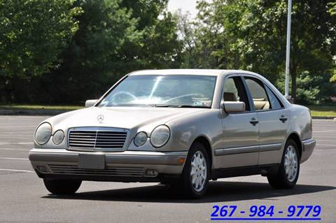 1997 Mercedes-Benz E-Class for sale at T CAR CARE INC in Philadelphia PA