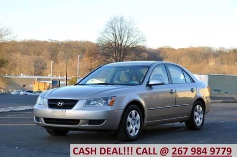 2007 Hyundai Sonata for sale at T CAR CARE INC in Philadelphia PA