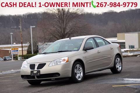 2009 Pontiac G6 for sale at T CAR CARE INC in Philadelphia PA