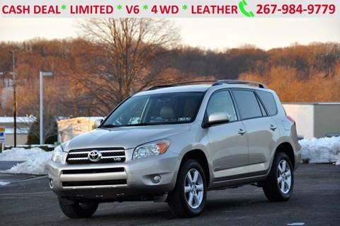 2006 Toyota RAV4 for sale at T CAR CARE INC in Philadelphia PA