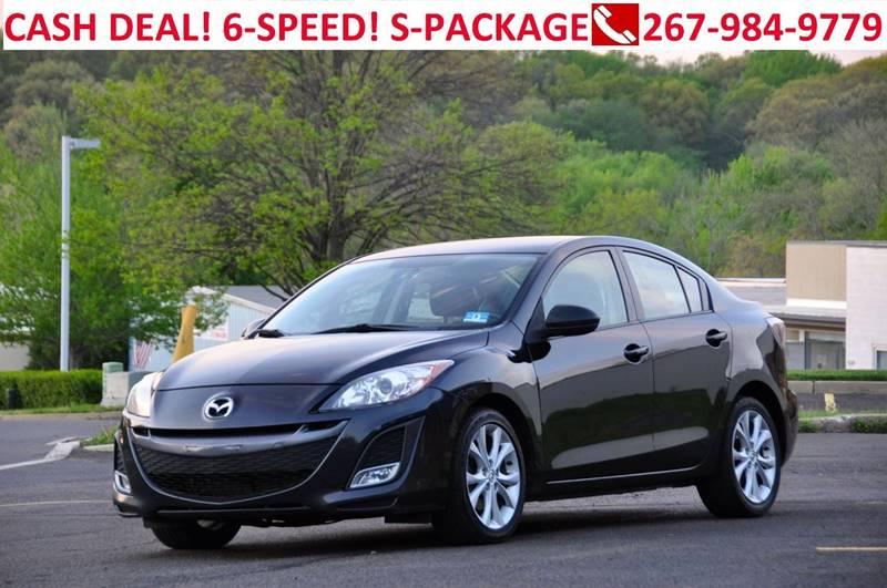 2010 Mazda MAZDA3 for sale at T CAR CARE INC in Philadelphia PA