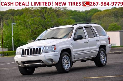 2004 Jeep Grand Cherokee for sale at T CAR CARE INC in Philadelphia PA