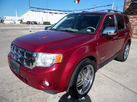 2008 Ford Escape for sale in Haltom City, TX