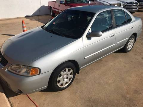 2002 Nissan Sentra for sale in Haltom City, TX