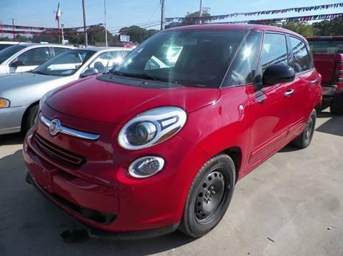 2014 FIAT 500L for sale in Haltom City, TX