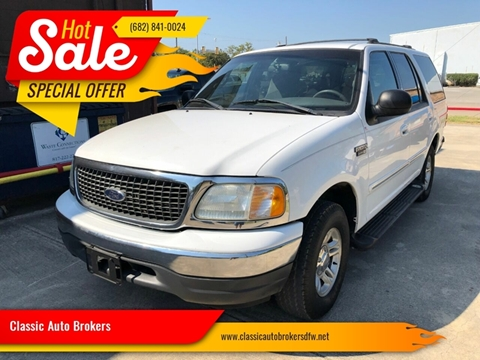 2002 Ford Expedition for sale in Haltom City, TX