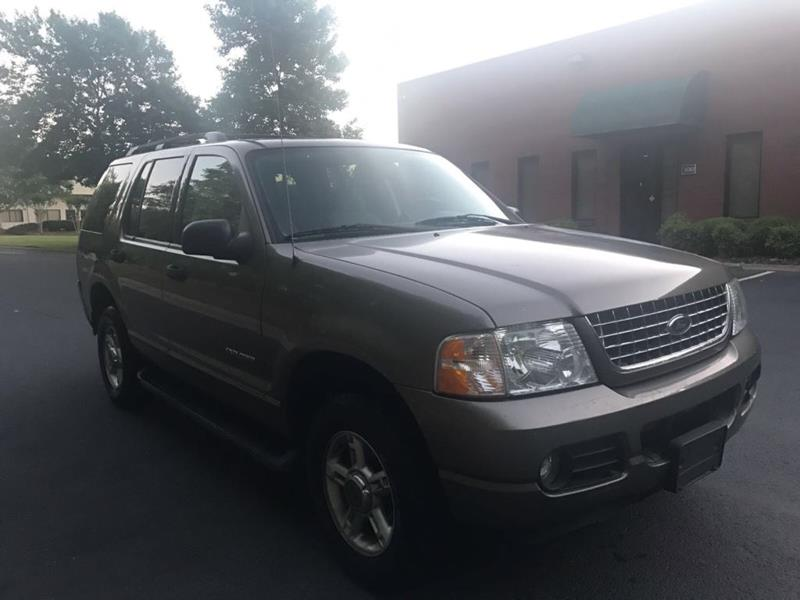 2004 Ford Explorer for sale at Georgia True Auto Sales in Alpharetta GA