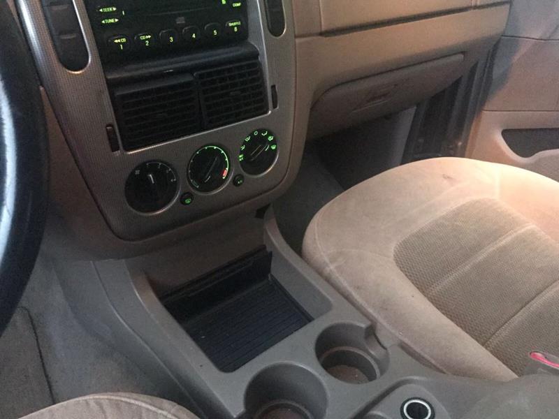 2004 Ford Explorer for sale at Georgia True Auto Sales in Alpharetta GA