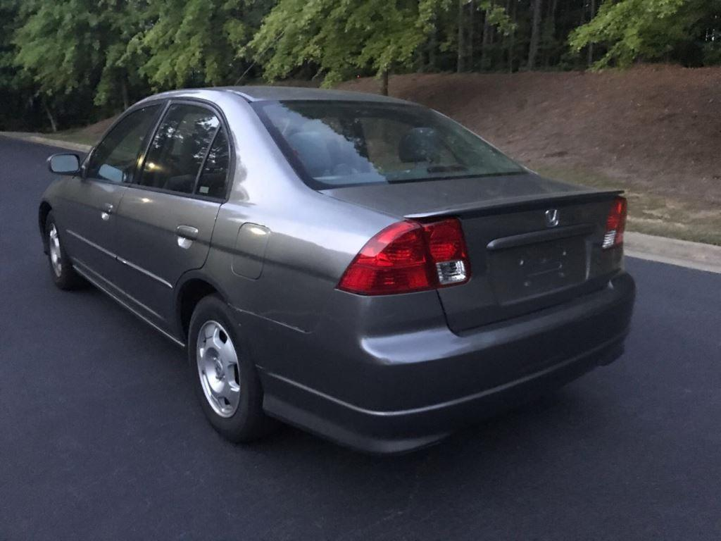 2004 Honda Civic for sale at Georgia True Auto Sales in Alpharetta GA
