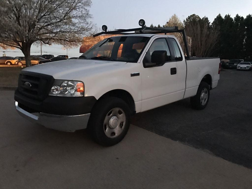 2005 Ford F-150 for sale at Georgia True Auto Sales in Alpharetta GA