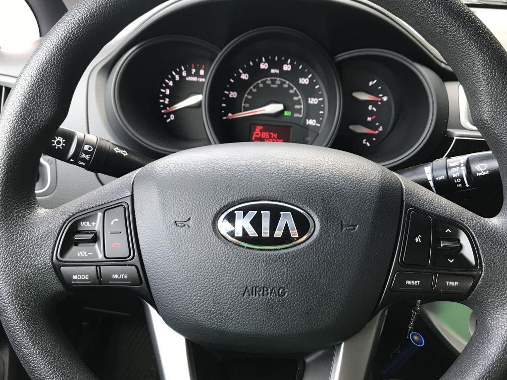2016 Kia Rio for sale at Georgia True Auto Sales in Alpharetta GA