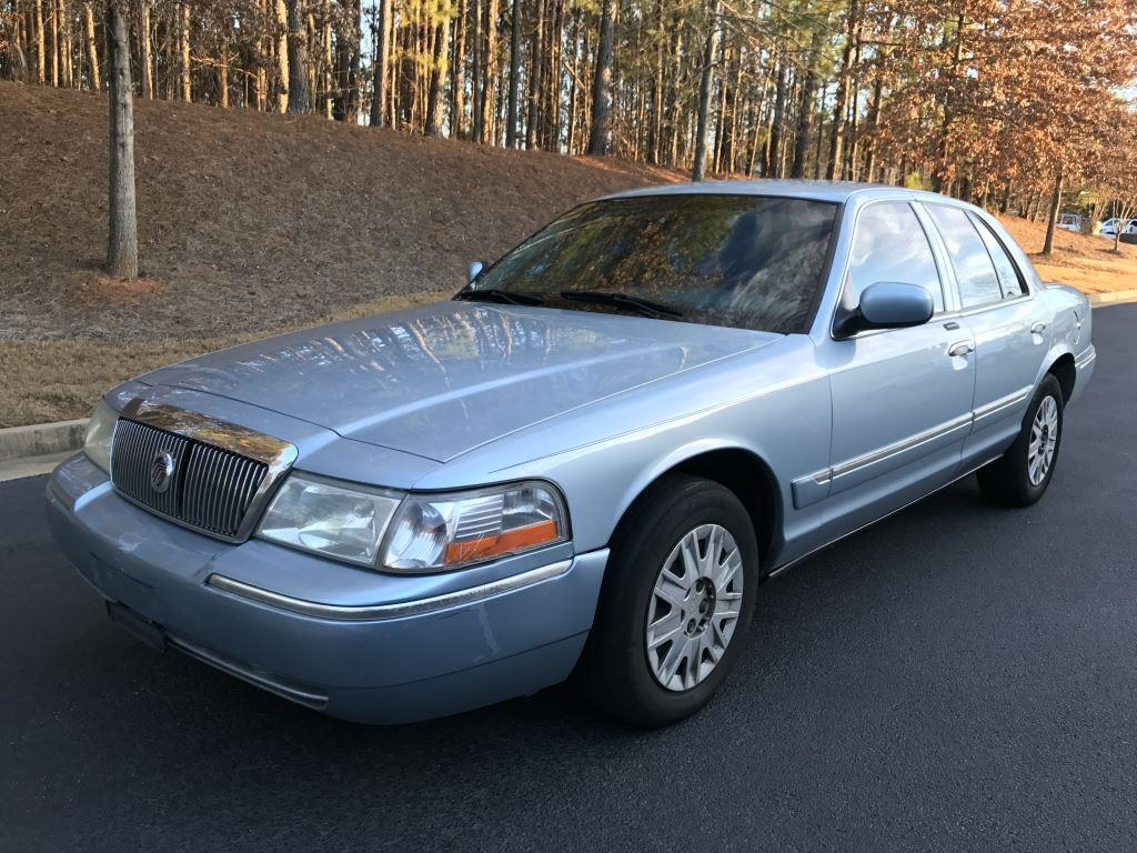 2004 Mercury Grand Marquis for sale at Georgia True Auto Sales in Alpharetta GA