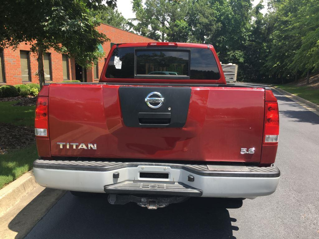 2007 Nissan Titan for sale at Georgia True Auto Sales in Alpharetta GA