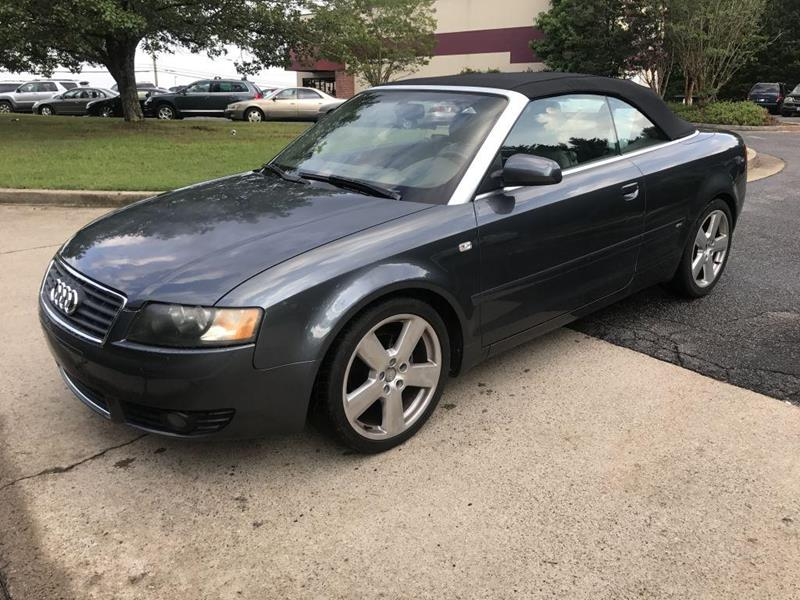 2006 Audi A4 for sale at Georgia True Auto Sales in Alpharetta GA