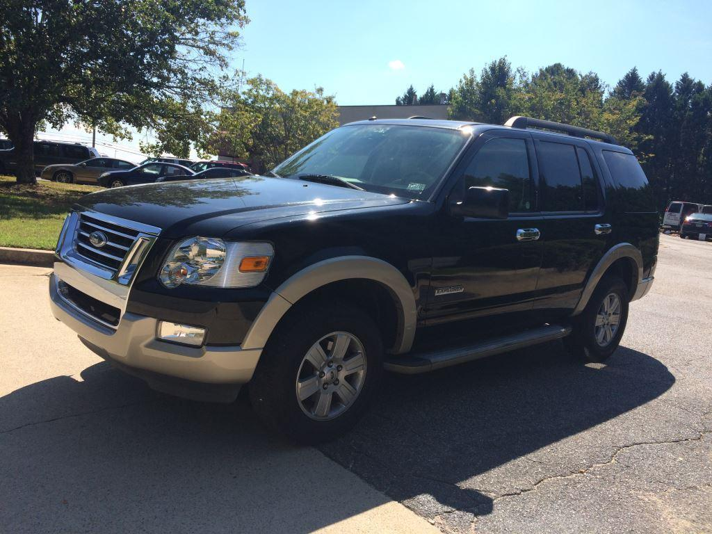 2008 Ford Explorer for sale at Georgia True Auto Sales in Alpharetta GA